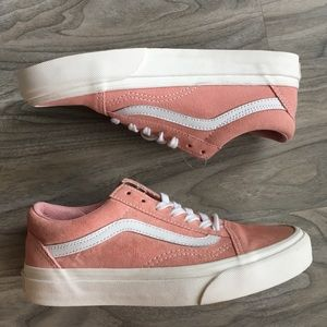 Old skool blush vans 6 nwt